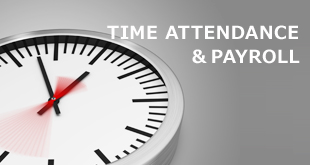 Time Attendance and Payroll System Integration
